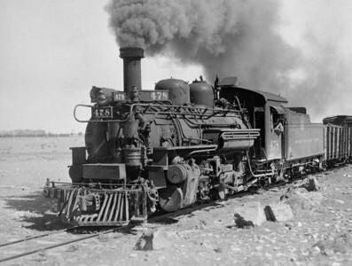 D&RGW—Steam Locomotives
