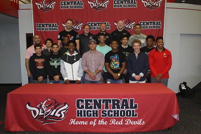 Tony Morales Signs with King University