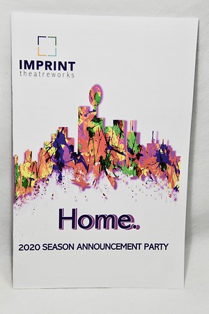 6-24-2019 Imprint Theatreworks 2020 Season Announcement Party Part 1 of 2 @ The Stomping Grounds