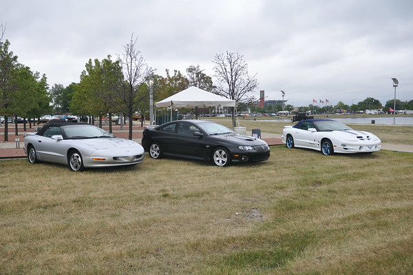 GM Employee car show 2014