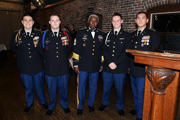 SDHS 2018 JROTC Military Ball/Dinner
