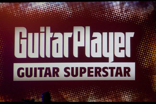 Guitar Player SuperStar 2011