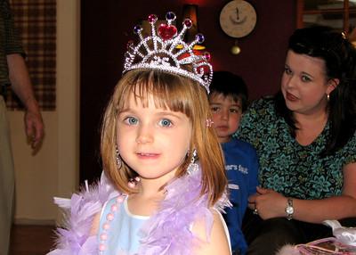 2006 - Birthday - Jillian Dean -  Age 4 - 2006