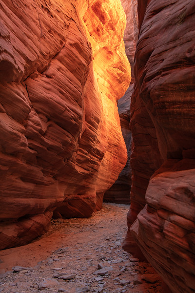 Peek-a-Boo Canyon Glow