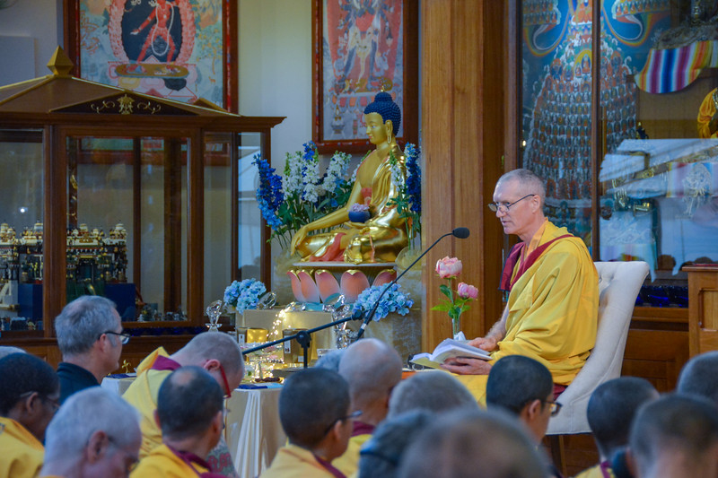 Mere appearance to mind - Kadampa Festivals