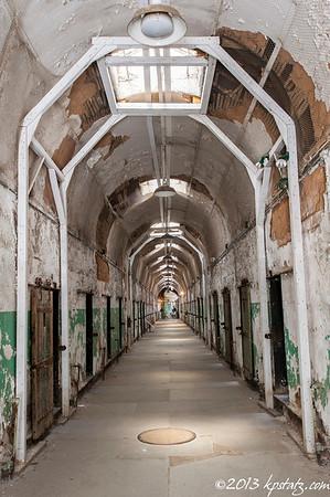 Eastern State Penitentary, Philadelphia