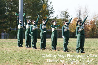10-30-2010 Kennedy HS Band, Varsity Cheerleading, Poms, Photos by Jeffrey Vogt Photography