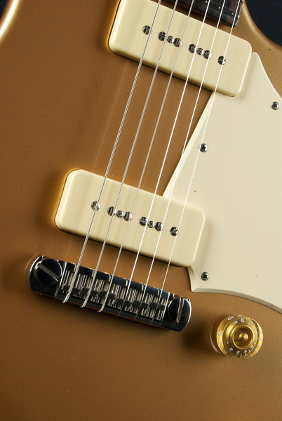 20th Anniversary ElectraJet Special #3147 Gold Top Gold.