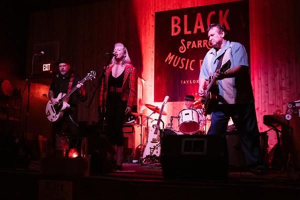 Loch Ness Rockers at Black Sparrow 2-15-2019