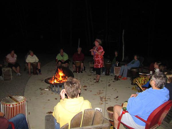 Camp Retreat