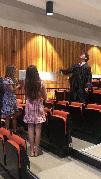 Behind the Scenes: Class of 2020 Graduation Recording
