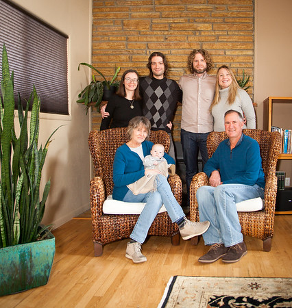 Rightley Family Portraits