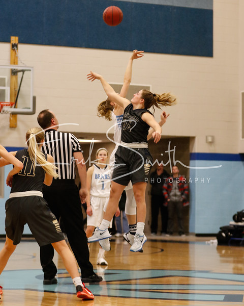 CV vs Mead Womens Basketball Game