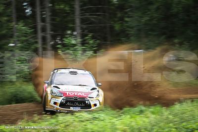 WRC Neste Oil Rally Finland 2013