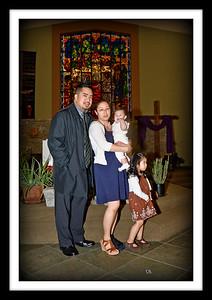 Nora's Baptism