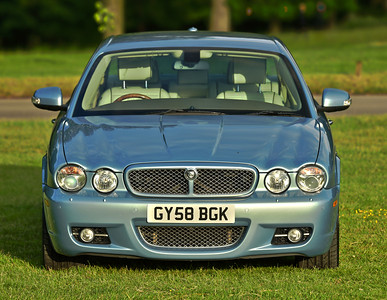 2008 Jaguar XJR Supercharged GY58BGK
