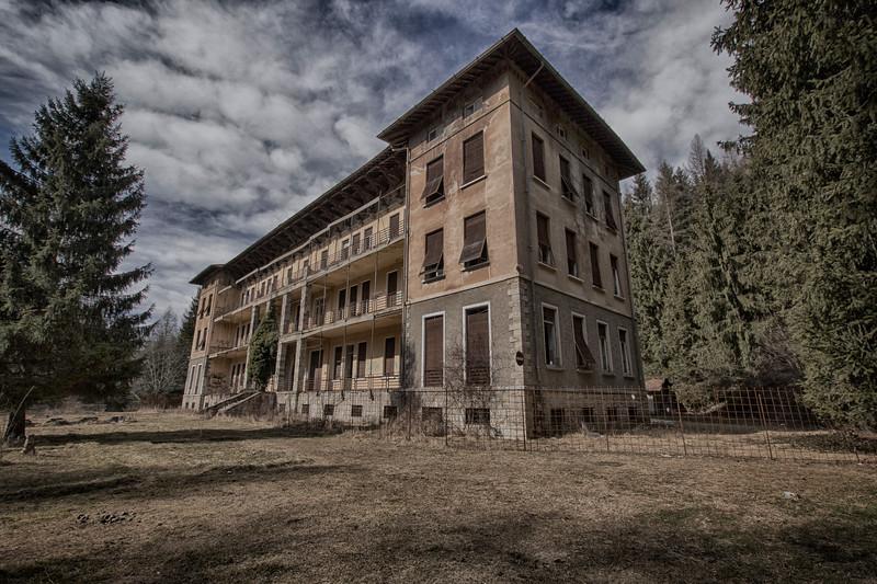 Sanatorio Infantile e Femminile e Istituto Climatico G.Bonoris