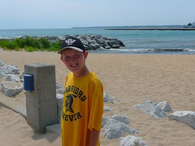 August 2009 Milwaukee Lakefront