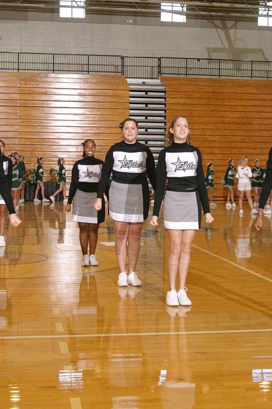 Shiloh (Cheer-off 8th grade 10-3-04)