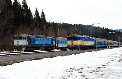 Czech Republic - Non Railtour