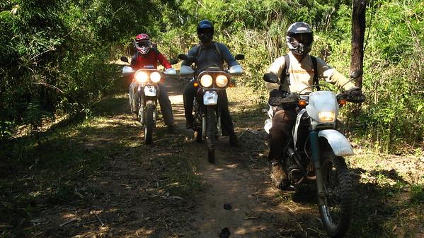 Chiang Rai Dirt Biking - Nov 09