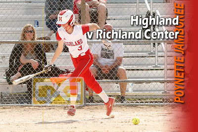 Poy Jam - Highland vs Richland Center SB19
