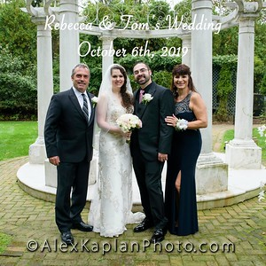 Wedding Photography Album #2 at The Estate at Florentine Gardens in River Vale NJ By Alex Kaplan