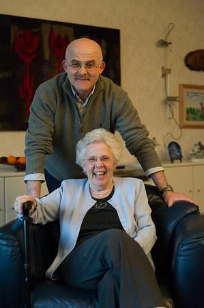 Margit and Pavel