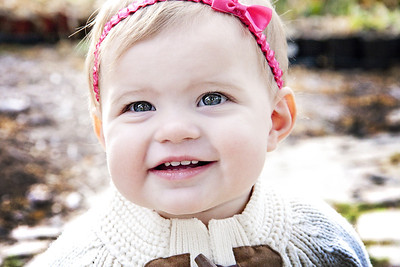 Madilyn 1 year old