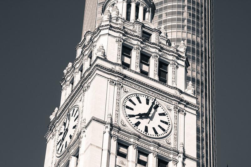 Wrigley's Clock Tower