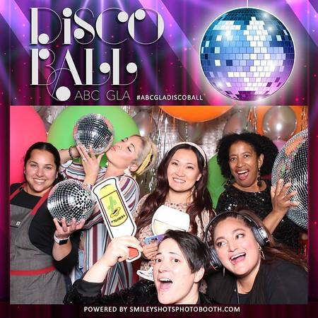 ABC-GLA Disco Ball