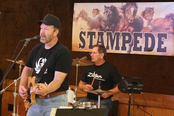 "Band ""Stampede"" Oct 2014"