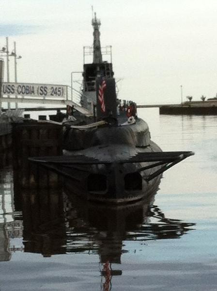 USS Cobia Trip - Spring - 2012