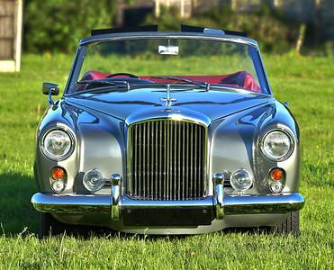 1961 Bentley Park Ward Continental ELD238J