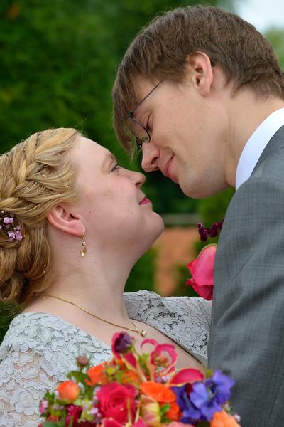 Sofie & Jakobs bryllup 12. August 2017