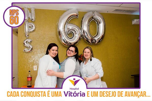 Hospital Vitória - NPS60
