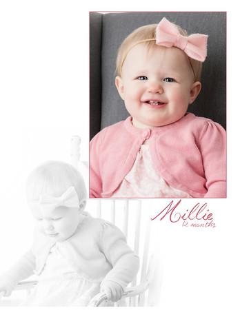 Millie 12 Months