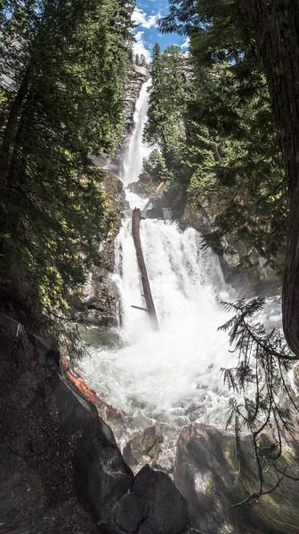 Rainbow Falls, Stehekin