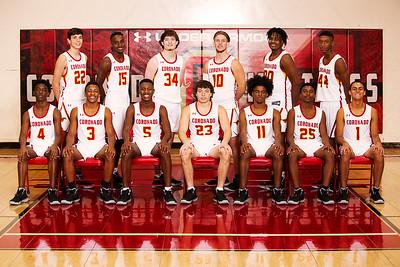 2019/2020 Coronado Basketball