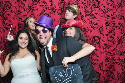 Photo Booth - Patricia & Gabriel's Wedding