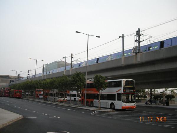 Hong Kong Vacation 2008/11/19-12/08