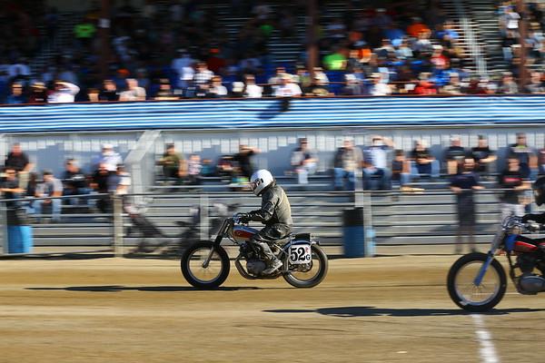 2018 AMA Vintage Flat Track National Championship Series: Ashland