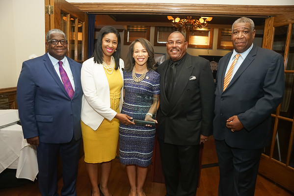 2018 Michigan Black Caucus Reception