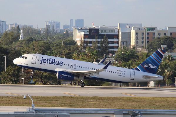 JetBlue Airways (B6)