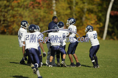 10/19/2008 Pee Wee Raiders Warriors