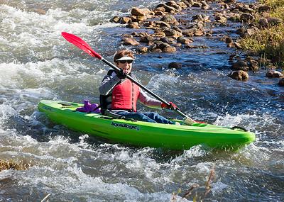 SRP Kayak Trip, 11-7-14