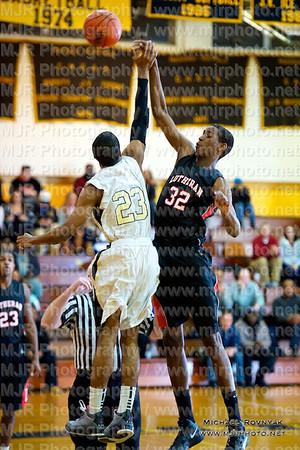 St Anthonys VS LUHI, Boys Varsity Basketball 01.25.12