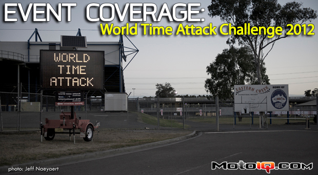 World Time Attack 2012