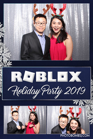 Roblox Holiday Party 2019