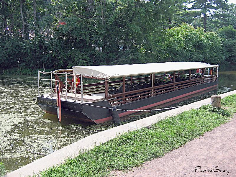 Mule Barge, New Hope, PA